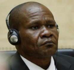 Mathieu Ngudjolo Chui a été acquitté par les juges de la CPI le 18 décembre 2012. © Michael Kooren/AFP/Getty Images